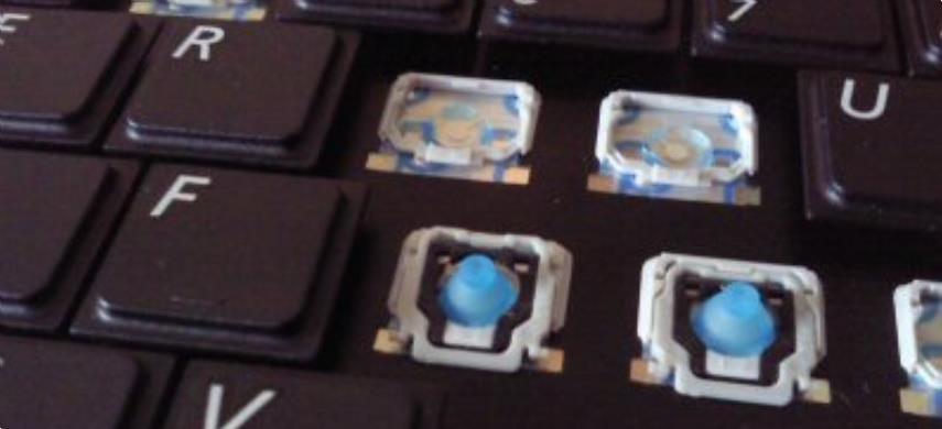 Laptop toetsenbord reparatie